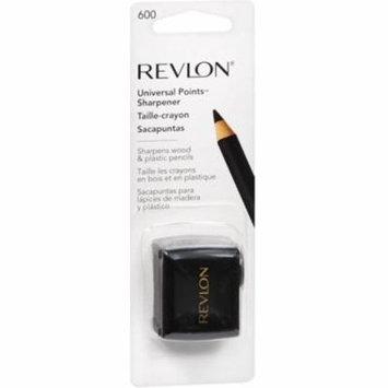 2 Pack - Revlon Universal Points Sharpener [600] 1 ea