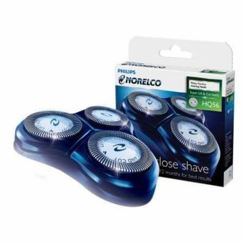 Philips Norelco Shaving Heads HQ56 1.0 ea(pack of 2)