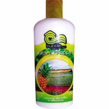 Bubble Shack Juicy Pineapple Body Lotion, 8oz