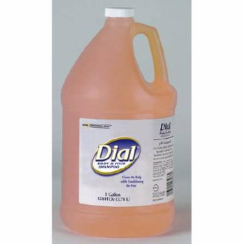 Dial Shampoo and Body Wash 1 gal. Jug Peach Scent EA/1