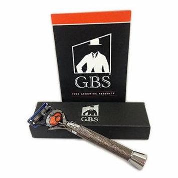 GBS 5 Blade Flex-ball Charcoal Razor