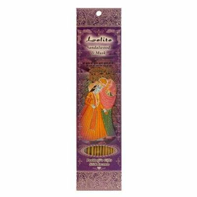Incense Sticks Lalita - Sandalwood and Musk