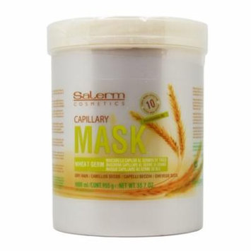 Salerm Mascarilla Capilar Wheat Germ Conditioning Treatment Mask 33.7oz