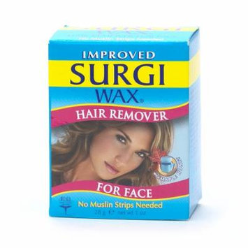 SurgiCare Wax Hair Remover For Face 1.0 oz(pack of 4)