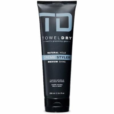 4 Pack - Towel Dry Creme Styler Natural Hold 8.40 oz