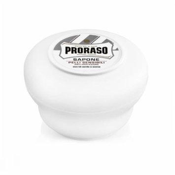 Proraso Shave Soap, Sensitive 150 ml + Schick Slim Twin ST for Sensitive Skin