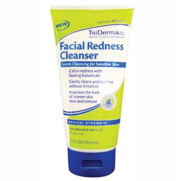 Triderma facial cleanser, 6.2 oz. part no. 36055 (1/ea)