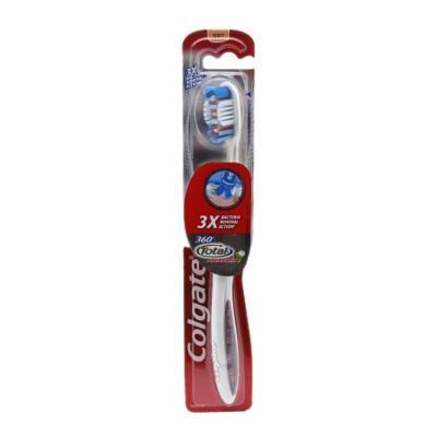 Colgate 360 Total Advanced Full Head Toothbrush, Soft 1.0 ea(pack of 12)