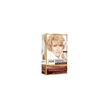 L'Oreal Paris Excellence Age Perfect Permanent Layered-Tone Flattering Color, Light Natural Blonde 1.0 ea(pack of 2)