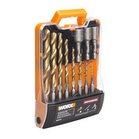 WORX Switchdriver Hex Shank Bit Set WA1121