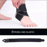 Elastic Strap Ankle Guard Badminton Basketball Football Taekwondo Fitness