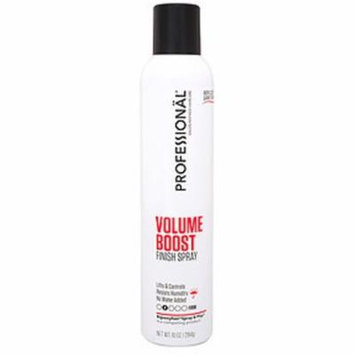 Professional by Nature's Therapy Volumizing Hairspray, Firm Hold 10.0 oz.(pack of 2)