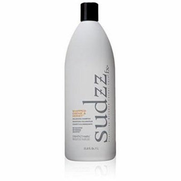 sudzz whipped creme and honey volumizing shampoo, 33.8 fluid ounce