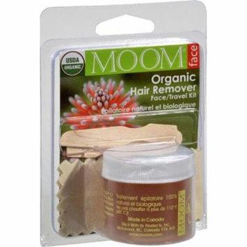 Moom HG0167817 Organic Hair Remover Mini Kit - 1 Kit