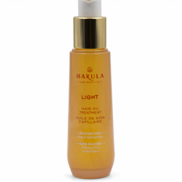 Marula Pure Beauty Oil, Light Hair Treatment & Styling, 1.69 oz/50m