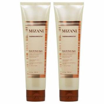 Mizani Thermasmooth Style & Style Again 5oz