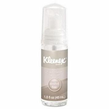 Kimberly-Clark Professional® Kleenex® Alcohol Free Foam Hand Sanitizer Gel, 1.5 oz., 24/Pack
