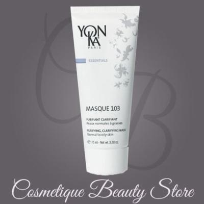 Yonka Masque 103 (Normal to Oily Skin) - 75ml/3.3oz