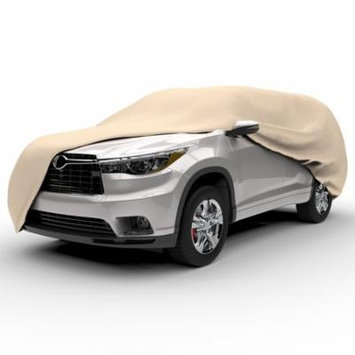 Budge Protector IV SUV Cover, Waterproof Outdoor Vehicle Protection, 4 Layer, Size U-1: Fits up to 186