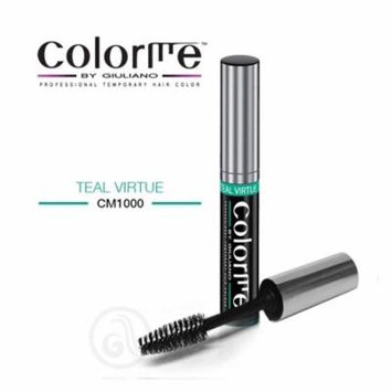 Colorme Temporary Hair Color Teal Virtue, COLOR ME #CM1000 TEAL VIRTUE By color me by giuliano