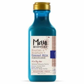 Maui Moisture Coconut Milk Conditioner 13.0 oz.(pack of 4)