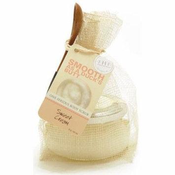 FarmHouse Fresh Fine Salt Body Scrub - Sweet Cream (6 Oz)