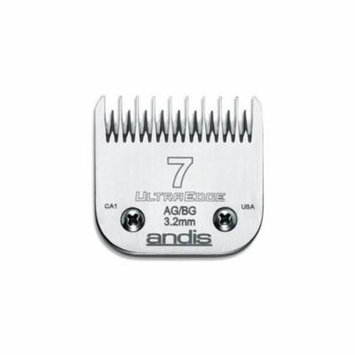 andis #7 skip tooth clipper blade (#64080)