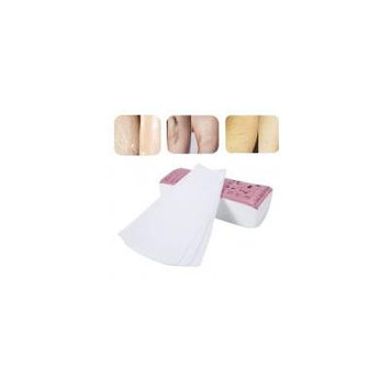 Jeobest 100 pcs Hair Removal Depilatory Nonwoven Epilator Wax Strip Paper Roll Waxing Beauty MZ