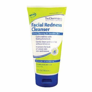 Genuine Virgin Aloe GVA36055 6.2 oz Triderma Facial Cleanser