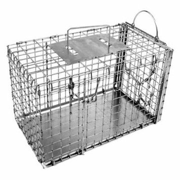 Tomahawk Live Trap 2 Door Rabbit Size Transfer Cage