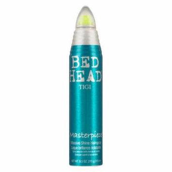 TIGI Bed Head Masterpiece Hair Spray 9.5 oz.(pack of 2)
