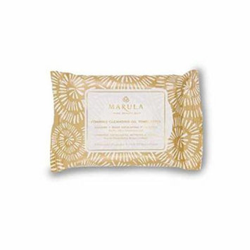 Marula Pure Beauty Oil - Foaming Cleansing Oil Towelette (10ct)