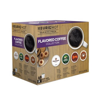 Keurig Flavored Variety 48 Count K-Cup Pack