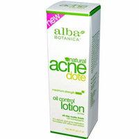 Alba Botanica, Acne Dote, Oil Control Lotion, Oil-Free, 2 oz(pack of 6)