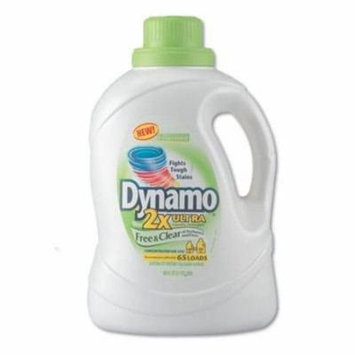 Phoenix Brands Free and Clear Dynamo Ultra Liquid Laundry Detergent