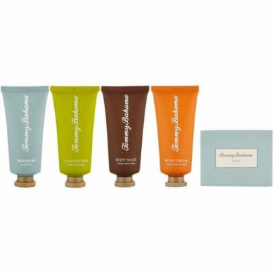 Tommy Bahama Travel Set Shampoo, Conditioner, Body Cream, Body Wash, Soap
