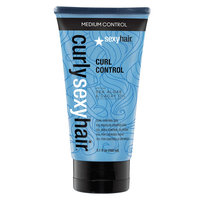 Sexy Hair Concepts: Curly Sexy Hair Curl Control Gel 5.1 oz