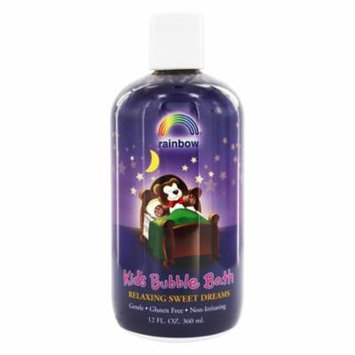 Rainbow Research - Kid's Bubble Bath Relaxing Sweet Dreams - 12 oz.(pack of 12)