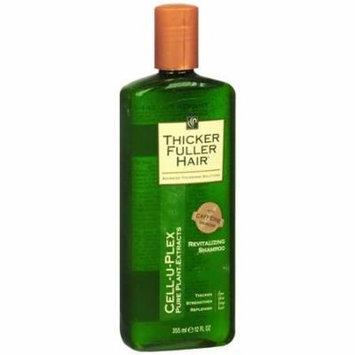 Thicker Fuller Hair Revitalizing Shampoo 12.0 fl oz(pack of 3)