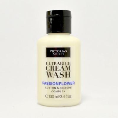 Victoria's Secret Ultrarich Cream Wash Passionflower - Travel Size 3.4 Oz.