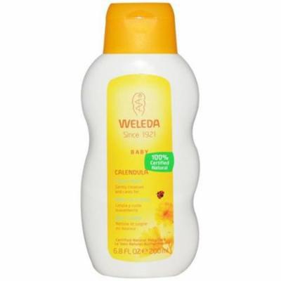 Weleda HG1538271 6.8 fl oz Baby Bath - Calendula Cream