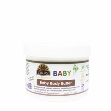 Okay OKAY-BABYB7 7 oz Baby Body Butter Cream