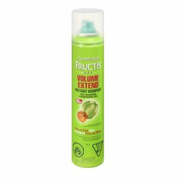 Garnier Fructis Volume Extend Instant Bodifier Dry Shampoo for Fine or Flat Hair, 3.4 Ounce + 3 Count Eyebrow Trimmer