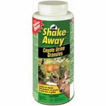 Shake-Away 0553925 Shake Away Deer Repellent, 285 oz, Granular - 10260 sq-ft.