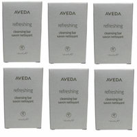 Aveda Refreshing Cleansing Soap lot of 6 Each 1.25oz bars.