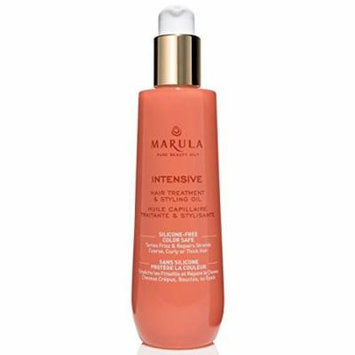 Marula Pure Beauty Oil INTENSIVE Hair Treatment & Styling Oil 1.69 oz
