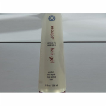 Thermafuse Esculpt Medium to Firm Hold Gel 8.oz NEW STOCK