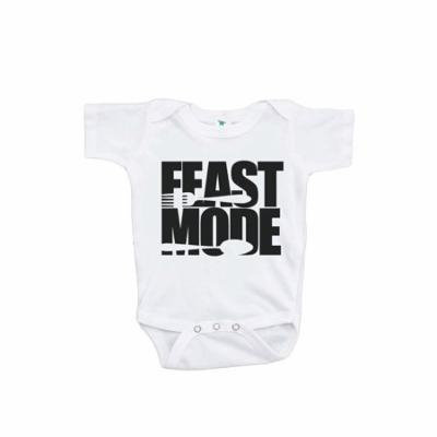 Custom Party Shop Baby's Feast Mode Thanksgiving Onepiece - 6-12 Month Onepiece