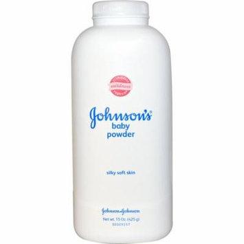 Johnson's Baby Powder Original 15.0 oz.(pack of 1)