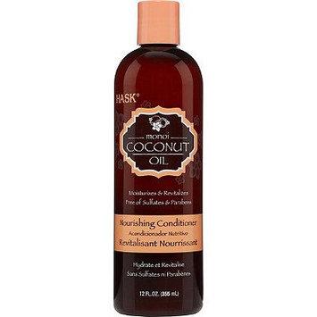 Hask Monoi Oil Nourishing Conditioner 12.0 fl oz(pack of 3)